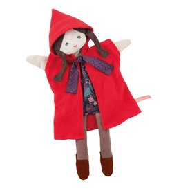 Moulin Roty Red Riding Hood Puppet