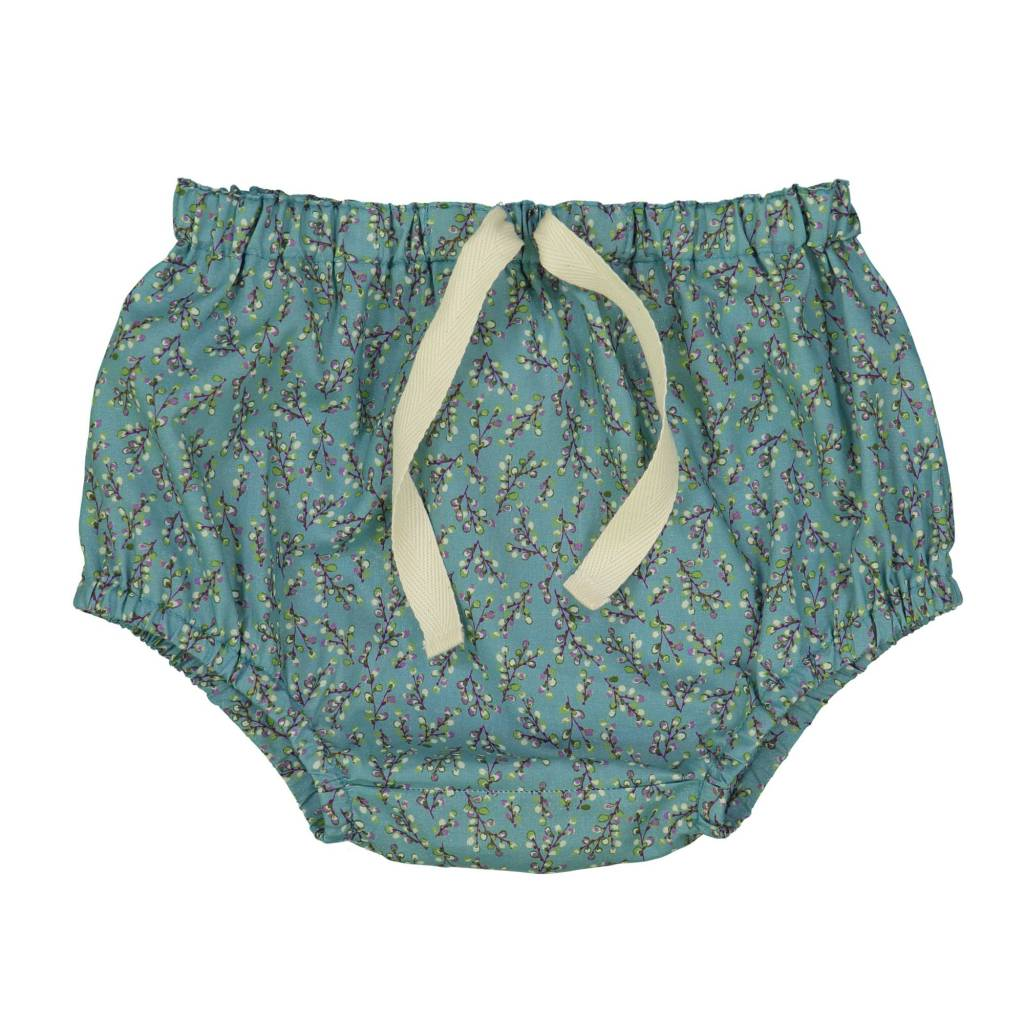 Petite Lucette Roger bloomer turquoise