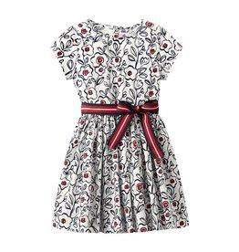 Petit Bateau Floral dress