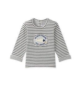 Petit Bateau Fish Stripes T-Shirt