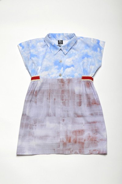 Leoca Dress Sky