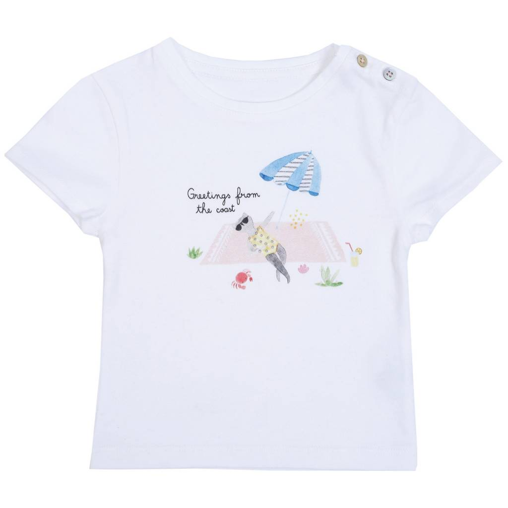 Emile et Ida Greetings tee-shirt