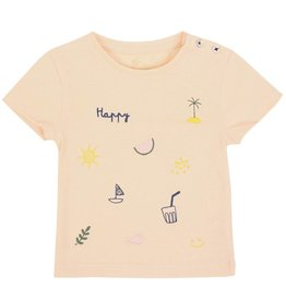 Emile et Ida Happy pattern t-shirt