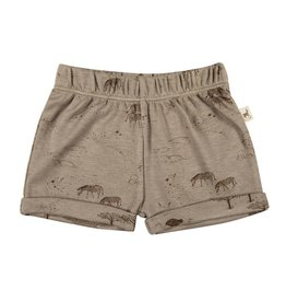 Red Caribou Serengeti Safari Shorts