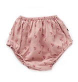 Oeuf Rose ruffle bloomer