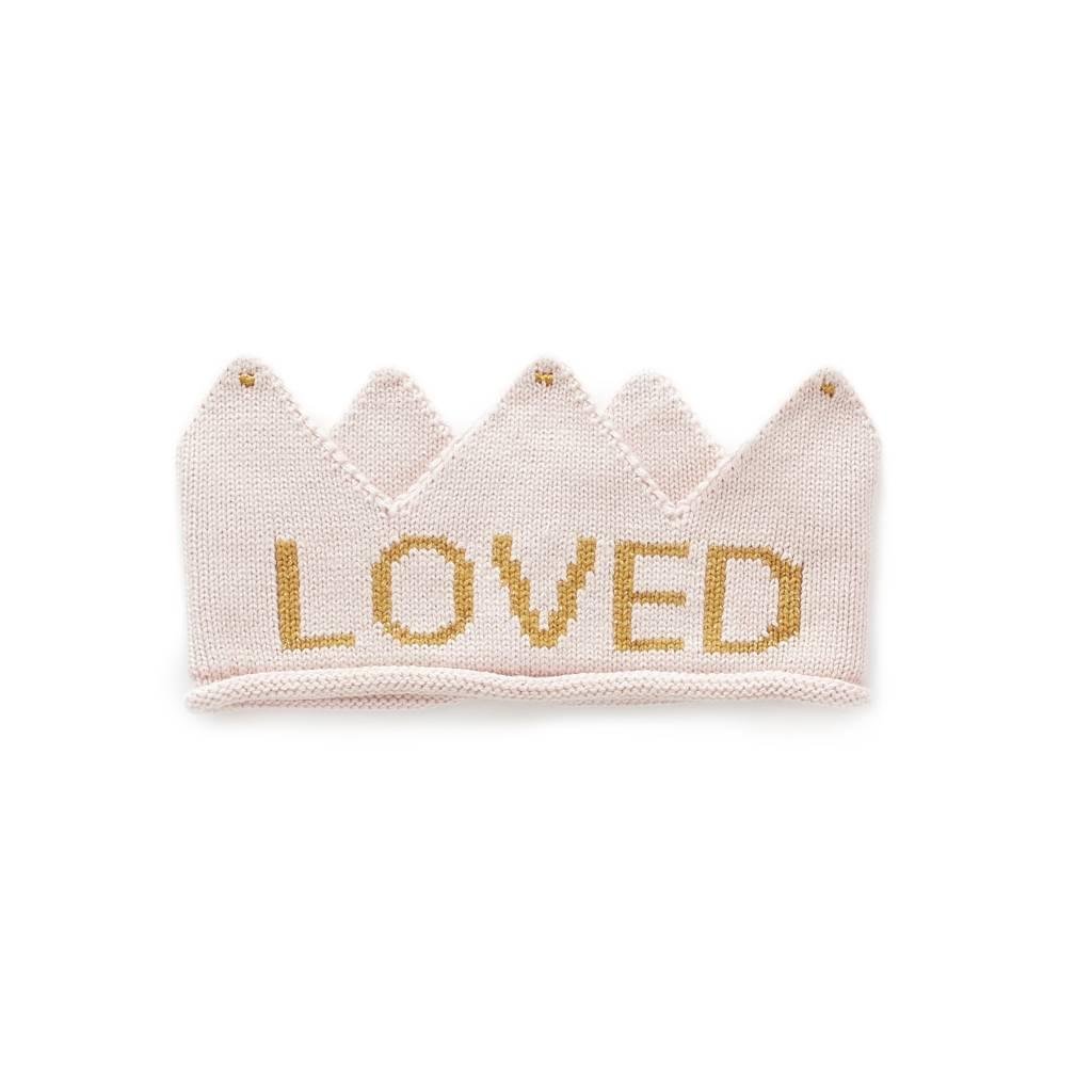 Oeuf Pink Loved crown