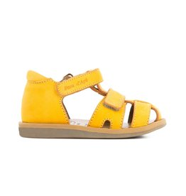 Pom d'Api Poppy boy strap yellow