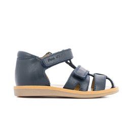 Pom d'Api Poppy boy strap navy