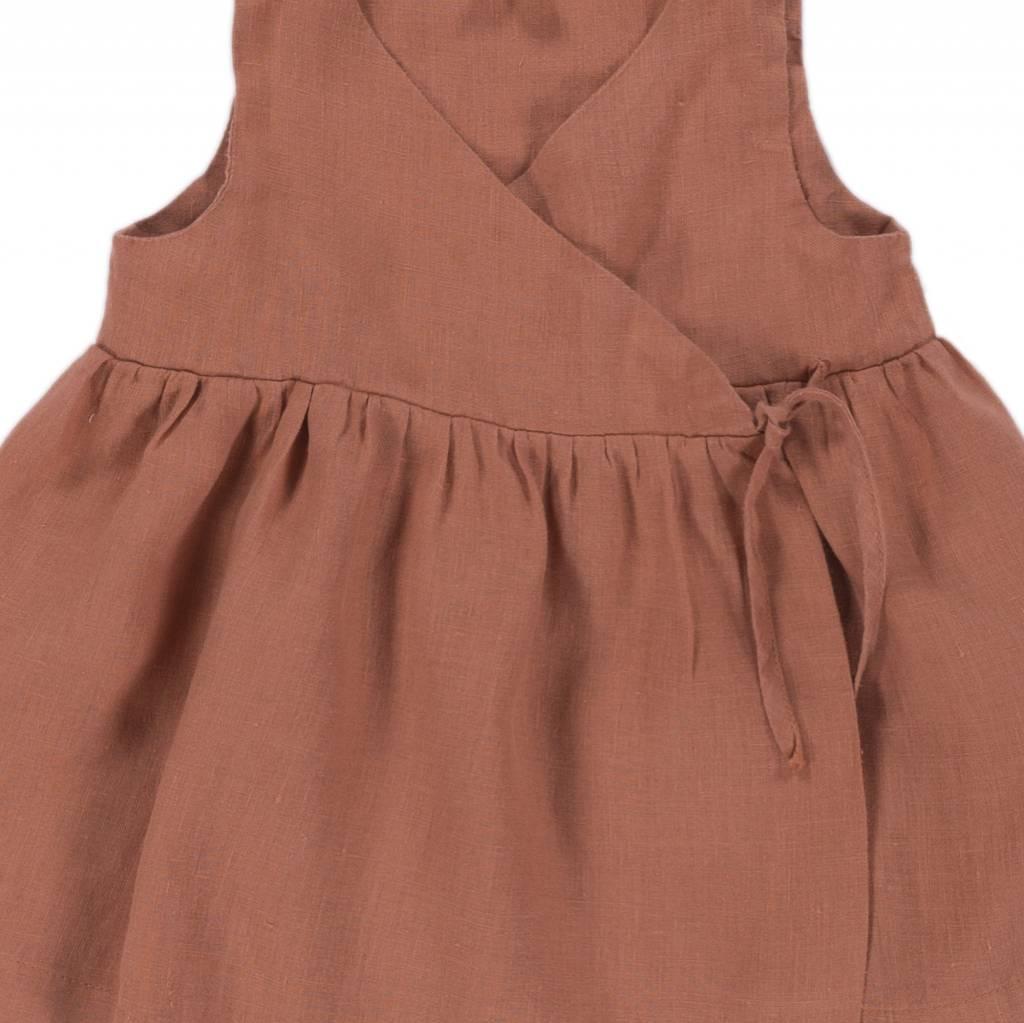 Omibia Villa sienna dress