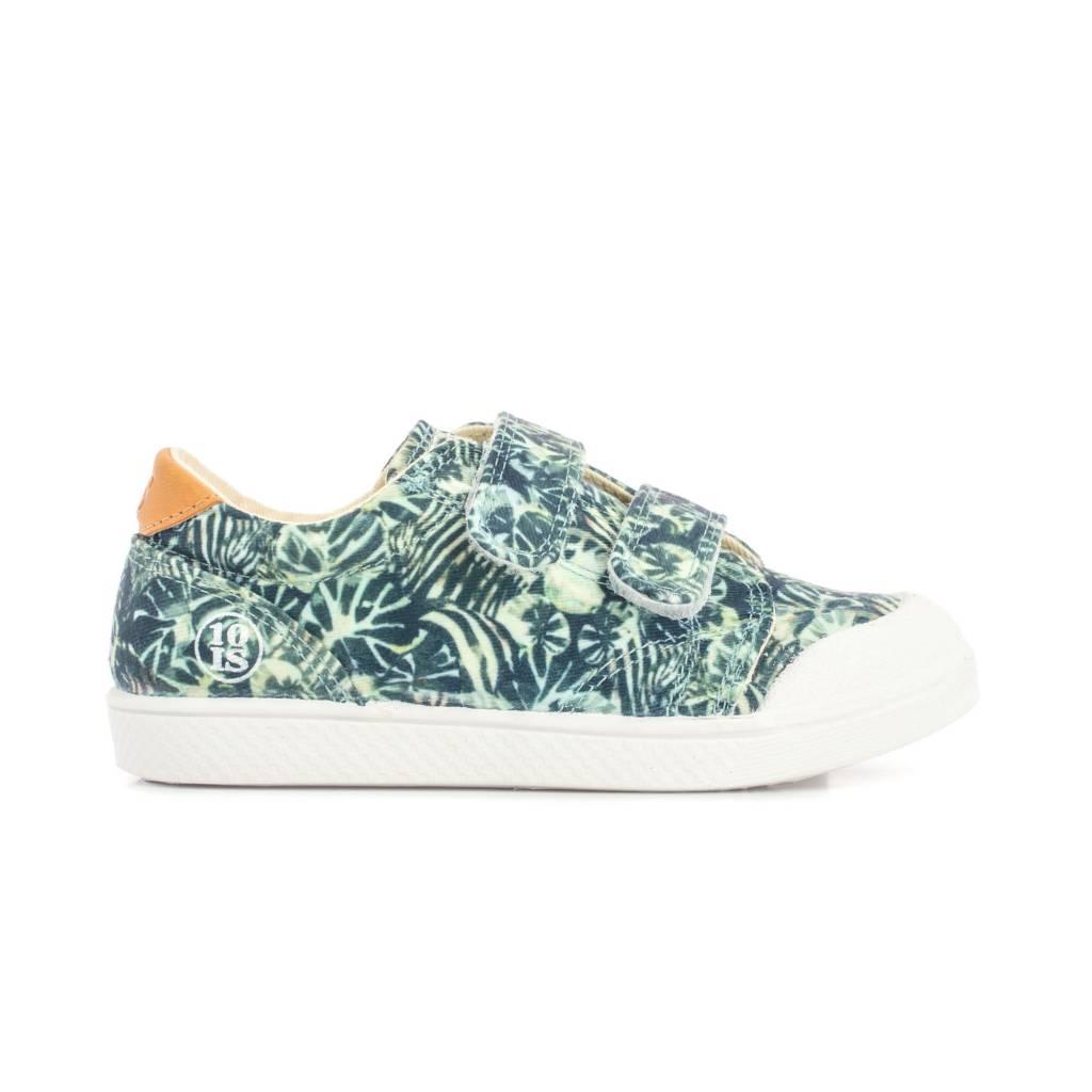 10is 10IS -  Velcro jungle sneakers