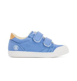 10is 10IS - Blue velcro sneakers