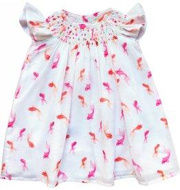Moon et Miel Goldfish Liora Dress