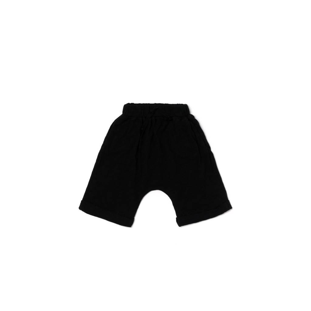 Kira Kids Black lounge shorts