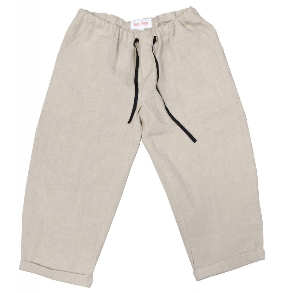New York pants sand
