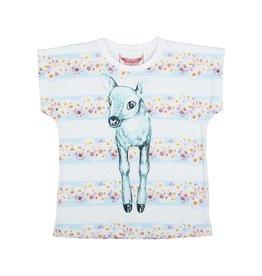 Paper Wings Classic T-shirt - Daisy Deer