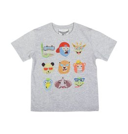 Paper Wings Classic T-shirt - Face Off