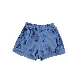 Picnik Ruffled shorts fish