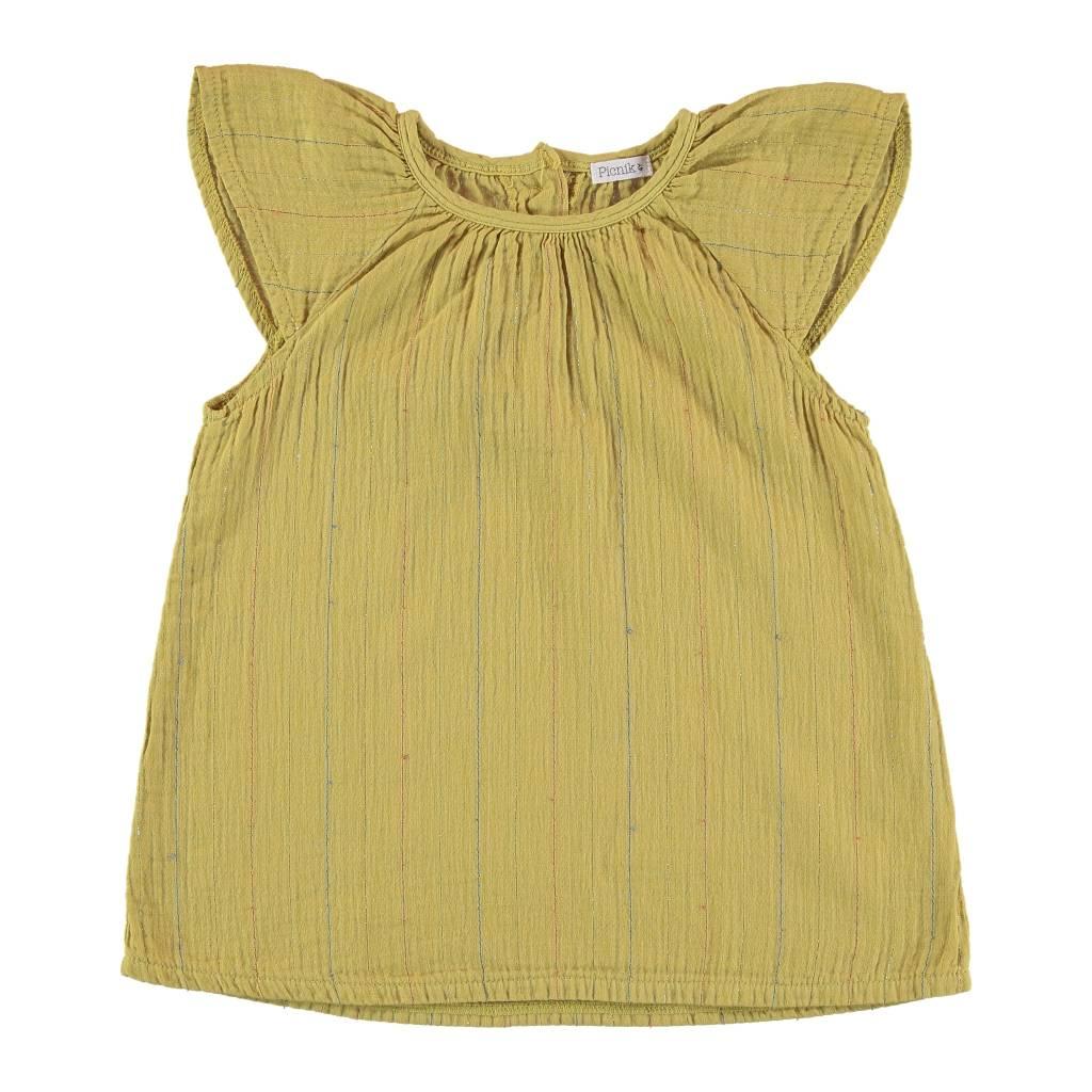Picnik Vertical yellow blouse