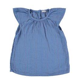 Picnik Vertical blue blouse