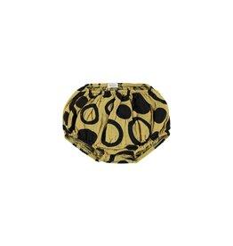 Picnik Yellow black culotte