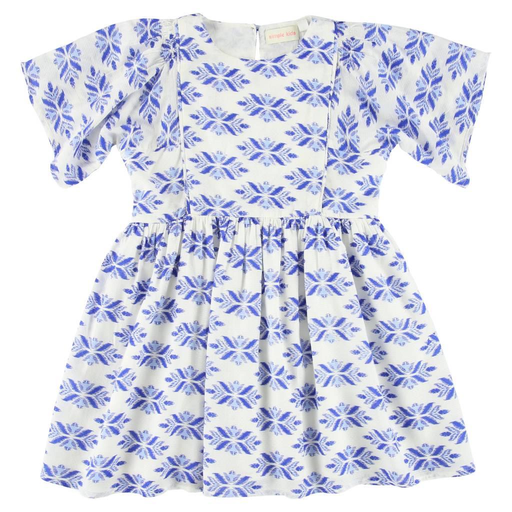Simple Kids Blue dress - Simple Kids