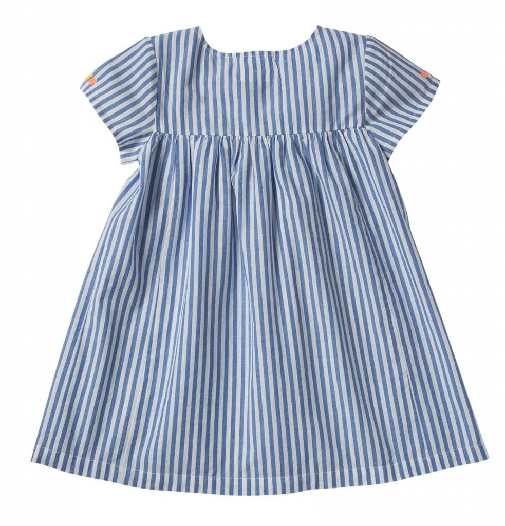Bonheur du Jour Flavie stripes dress