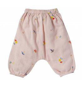 Bonheur du Jour Willy tropical pants