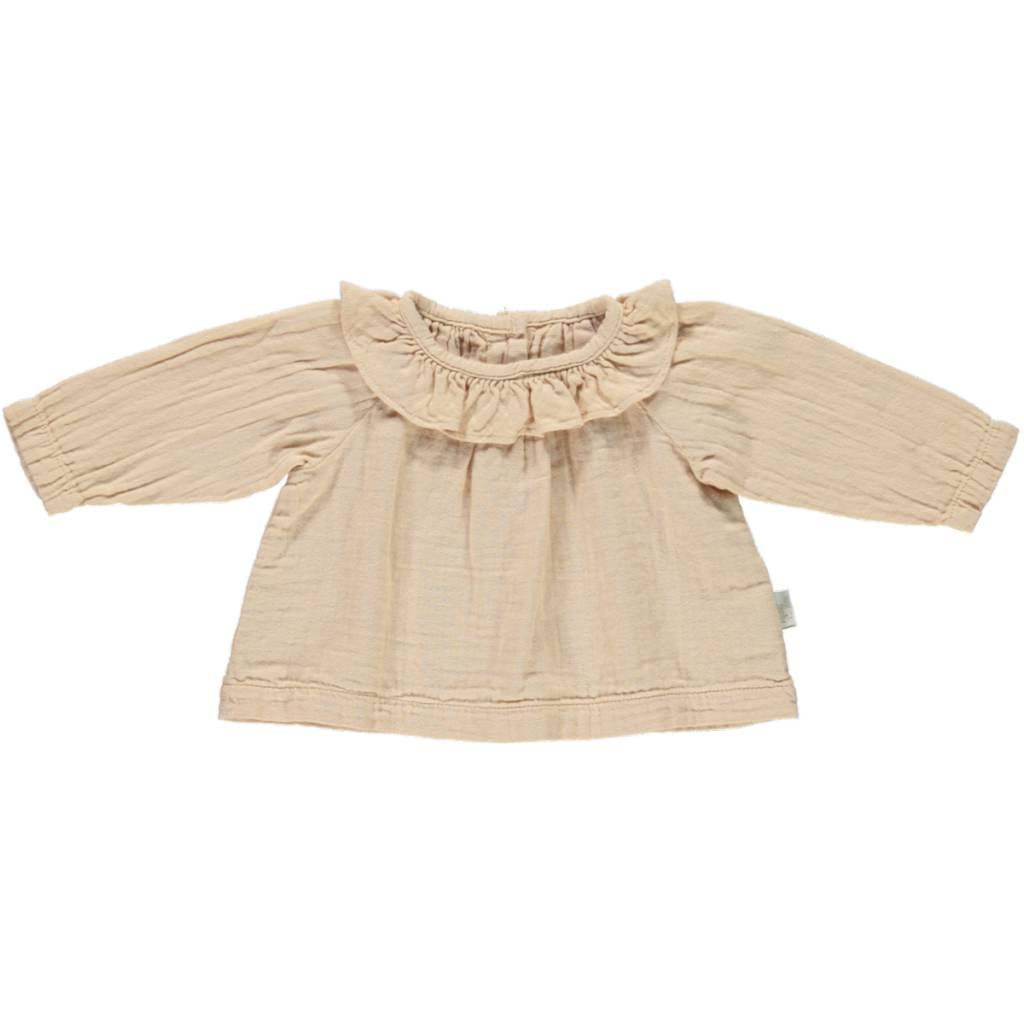 Poudre Organic Pink blouse charm