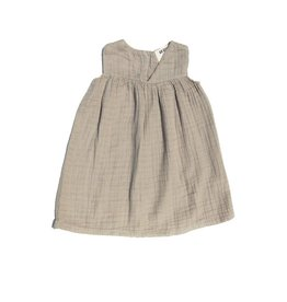 Go Gently Eucalyptus Gauze Dress!