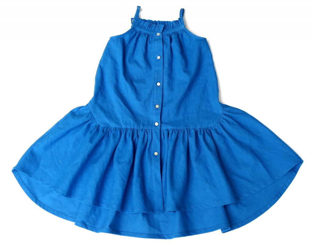 Tambere Blue dress