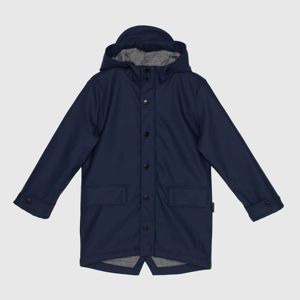 Gosoaky Blue Raincoat