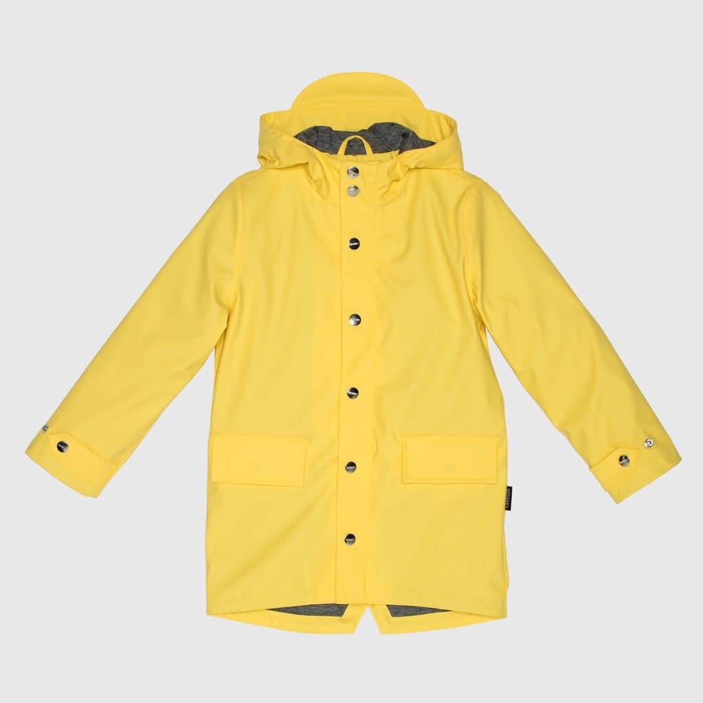 Gosoaky Yellow Raincoat