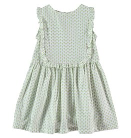 Stay Little RUFFLES DRESS PALM