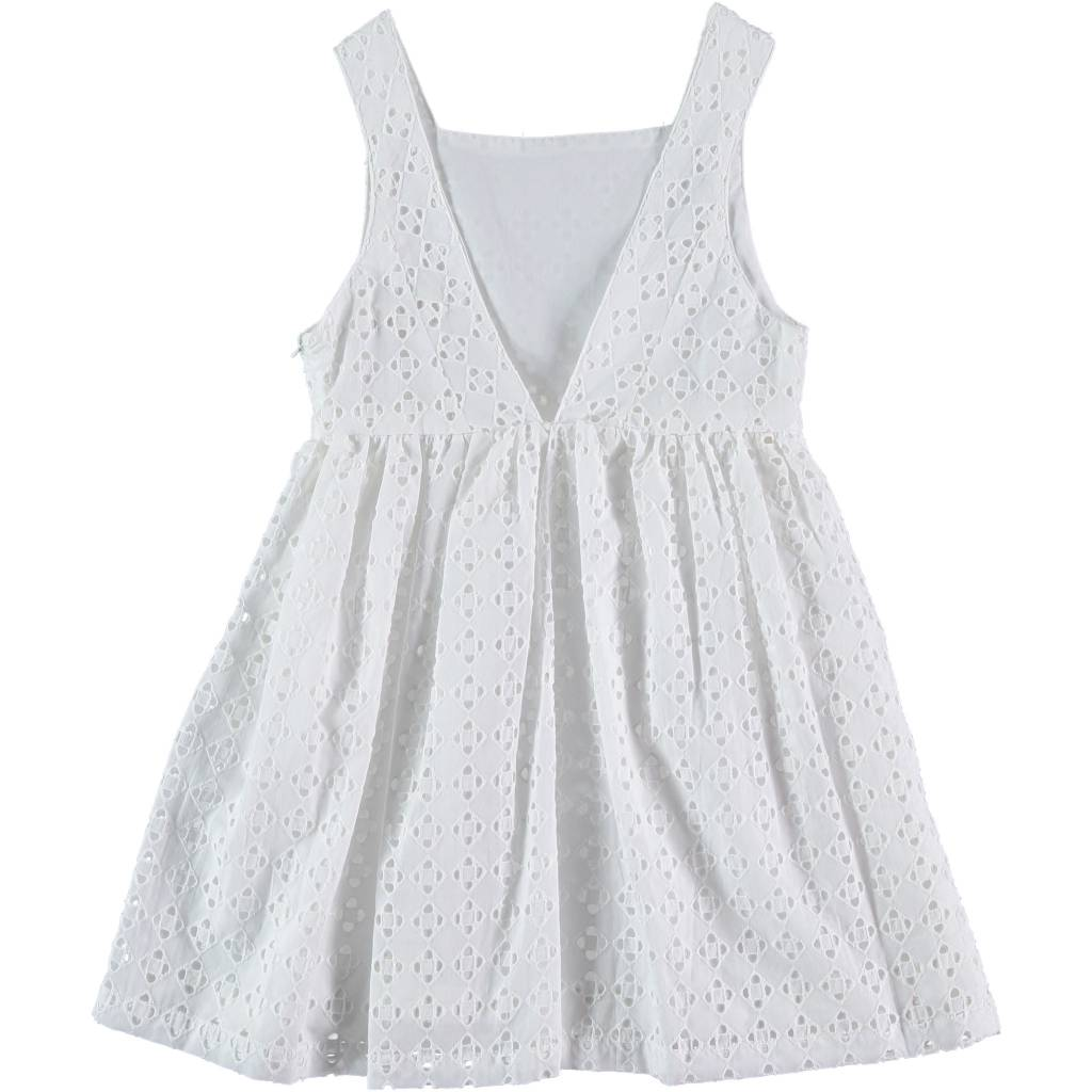 Stay Little English embroidery dress