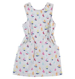 Stay Little Lola sailing dress