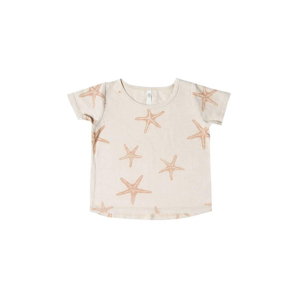 Rylee and Cru Pearl starfish tee