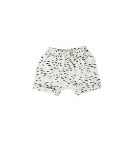 Rylee and Cru Ivory fish shorts