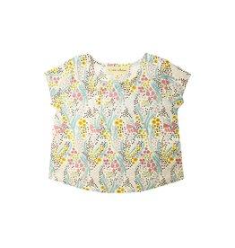 la petite collection Bell flowers blouse