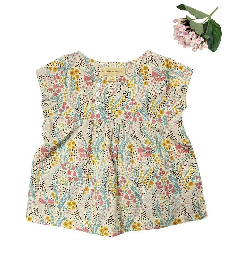 la petite collection Bellflower dress
