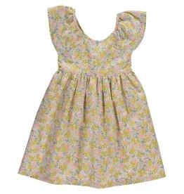 Oliver baby Isabelle dress petal
