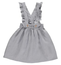 Oliver baby Jemina linen grey
