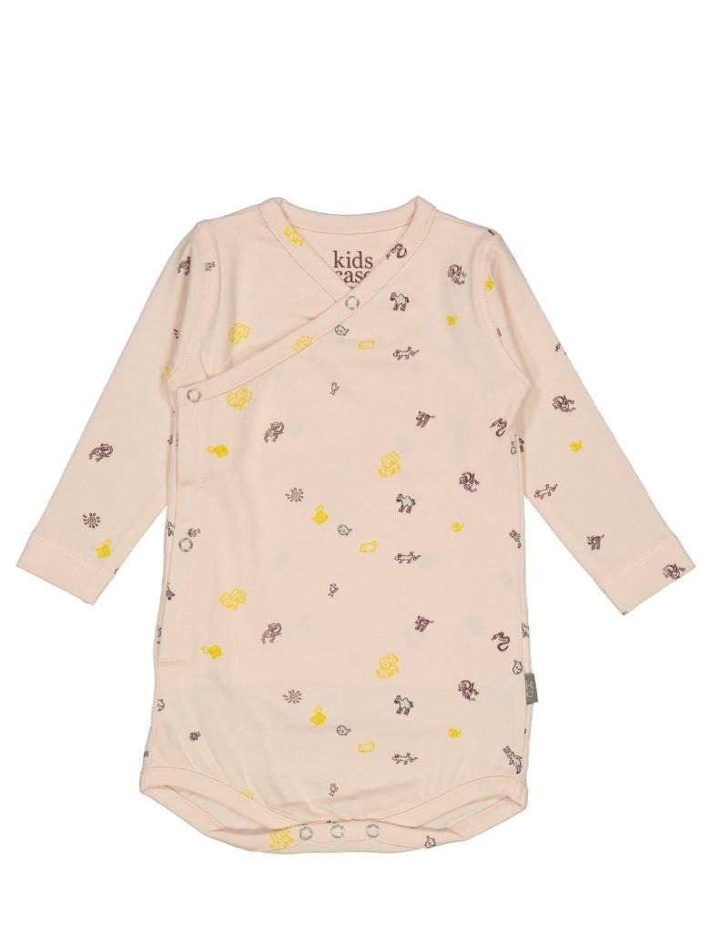 Kid Case Light pink onesie