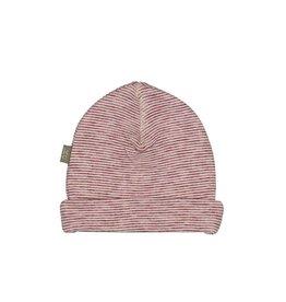 Kid Case Pink striped hat