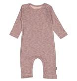 Kids Case Striped Pink Long Onesie