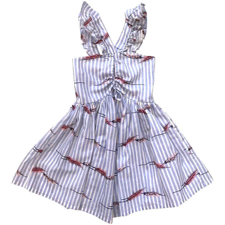 Morley Wheat sky dress