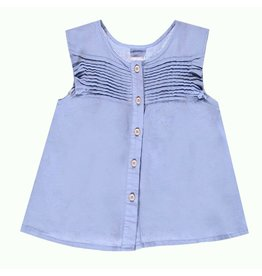 Morley Hollie blouse blue