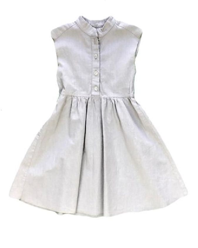 Malu Organic Ash Dress