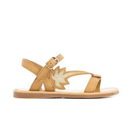 Pom d'Api Palm tree sandals
