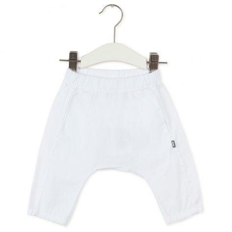 Imps & Elfs Fresh white trousers