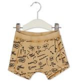 Imps & Elfs GOLD shorts